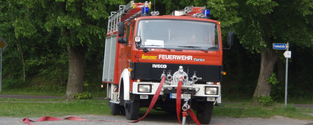 Löschfahrzeug 16 TS 8
